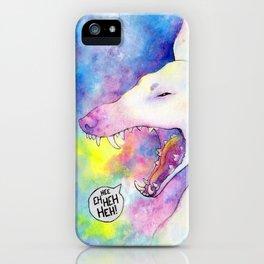 Heh iPhone Case
