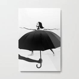 Dressed for the Occasion  Metal Print