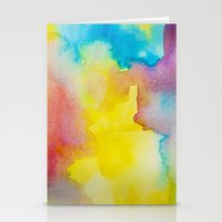 heaven Stationery Cards featuring Heaven by elena + stephann