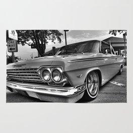 Cruisin' Lowrider Impala Classic Rug