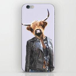 Cow Girl iPhone Skin