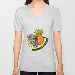 Pineapple Express Unisex V-Neck