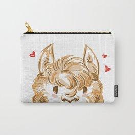 Alpaca love <3 Carry-All Pouch