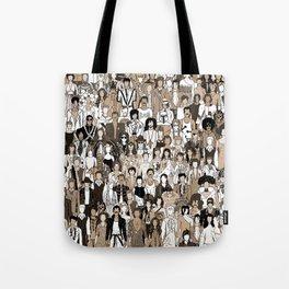 Tokyo Punks Vintage Years Tote Bag