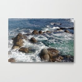 California Coast 01 Metal Print