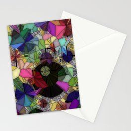Gemstone Jungle Stationery Cards