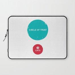 Circle of Trust vs. Cats Laptop Sleeve
