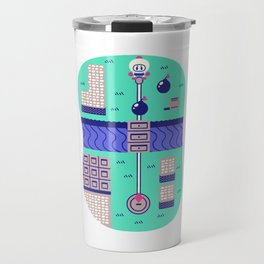 Overworld: Bomba Travel Mug