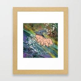 Tardigrandalf Framed Art Print