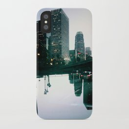 Landscapes (Los Angeles #3) iPhone Case
