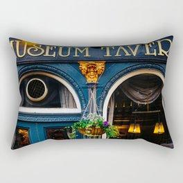 Museum Tavern Rectangular Pillow
