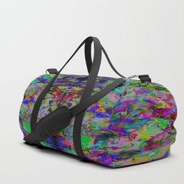 Reflective Shards Duffle Bag