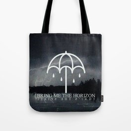 Bring Me poster Tote Bag