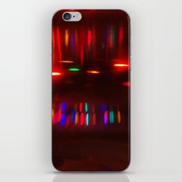Untitled Abstracted Lights iPhone Skin