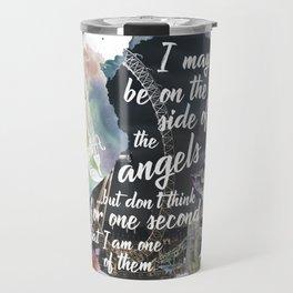 Sherlock Side of the Angels Travel Mug