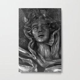Athens Metal Print