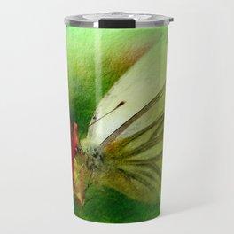 Butterfly's inn version 2 Travel Mug