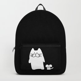 cat and mouse 501 Backpack
