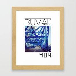 Duval 904 Framed Art Print