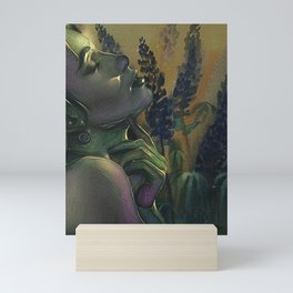 SWEET SMELL OF LUPINE Mini Art Print
