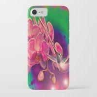 hummingbird iPhone & iPod Cases featuring Hummingbird by Ganech joe