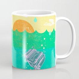 WRITER'S DILEMMA Coffee Mug