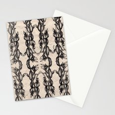 Thorn Print  Stationery Cards