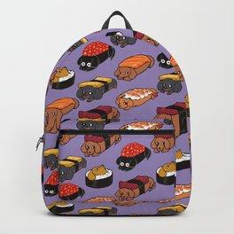 Sushi Daschunds Backpack