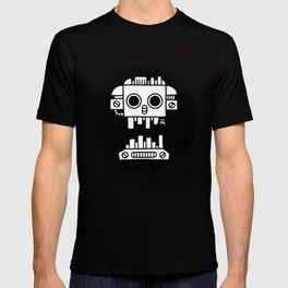 Mechanical Jolly Roger - PM T-shirt
