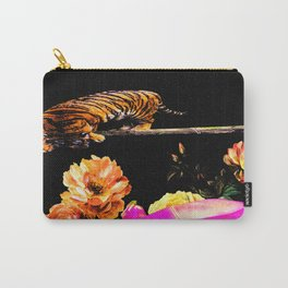 Tiger in Space Carry-All Pouch