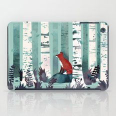 The Birches iPad Case