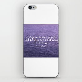 Travel iPhone Skin