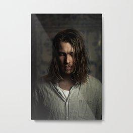 Andreas Moe Metal Print