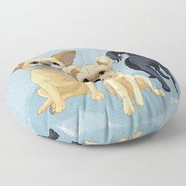 Brussels Griffon Floor Pillow