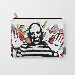 Picasso vector Carry-All Pouch