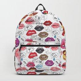 sign ladies Backpack