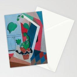 Oskar Moll Komposition mit Zimmerlin Stationery Cards