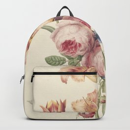 Henriëtte Geertruida Knip - a bouquet - 1820 Backpack