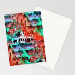 S H I P  S H A P E S Stationery Cards