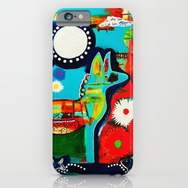 Mexican Love iPhone Case