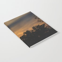Faded Notebook