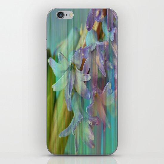 風信子 iPhone & iPod Skin