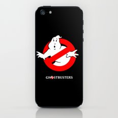 Ghostbusters iPhone & iPod Skin