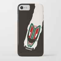1975 iPhone & iPod Cases featuring Stratos by Cale Funderburk