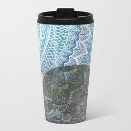 All that you need Metal Travel Mug