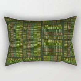 Woven One Rectangular Pillow