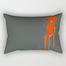 Barber Rectangular Pillow