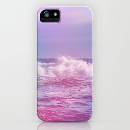 The Waves want your Loving Glances iPhone Case