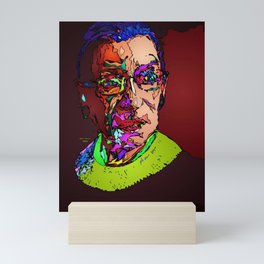 Notorious RBG Mini Art Print