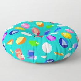 Gems Floor Pillow